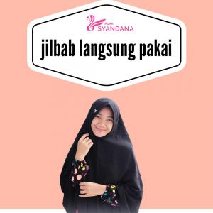 jilbab langsung pakai