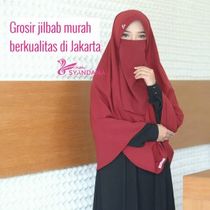 Grosir Jilbab Murah Berkualitas Jakarta