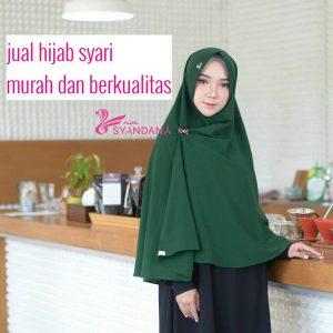 Hijab Syar'i Murah