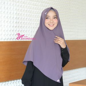 jilbab instan syari