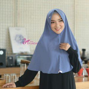 Model Jilbab Syari Terbaru Dengan Harga Terjangkau Hijab Syandana
