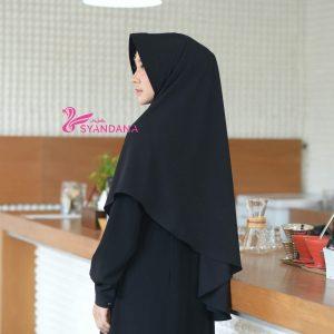 jual jilbab bergo murah syar'I terbaru
