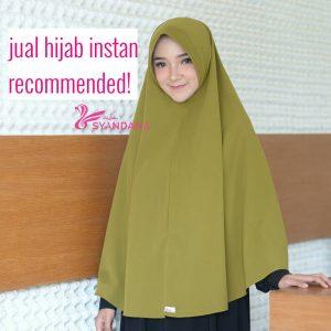 Hijab instan murah