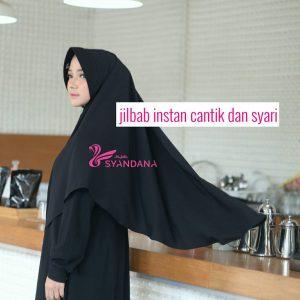 Jilbab Instan Cantik