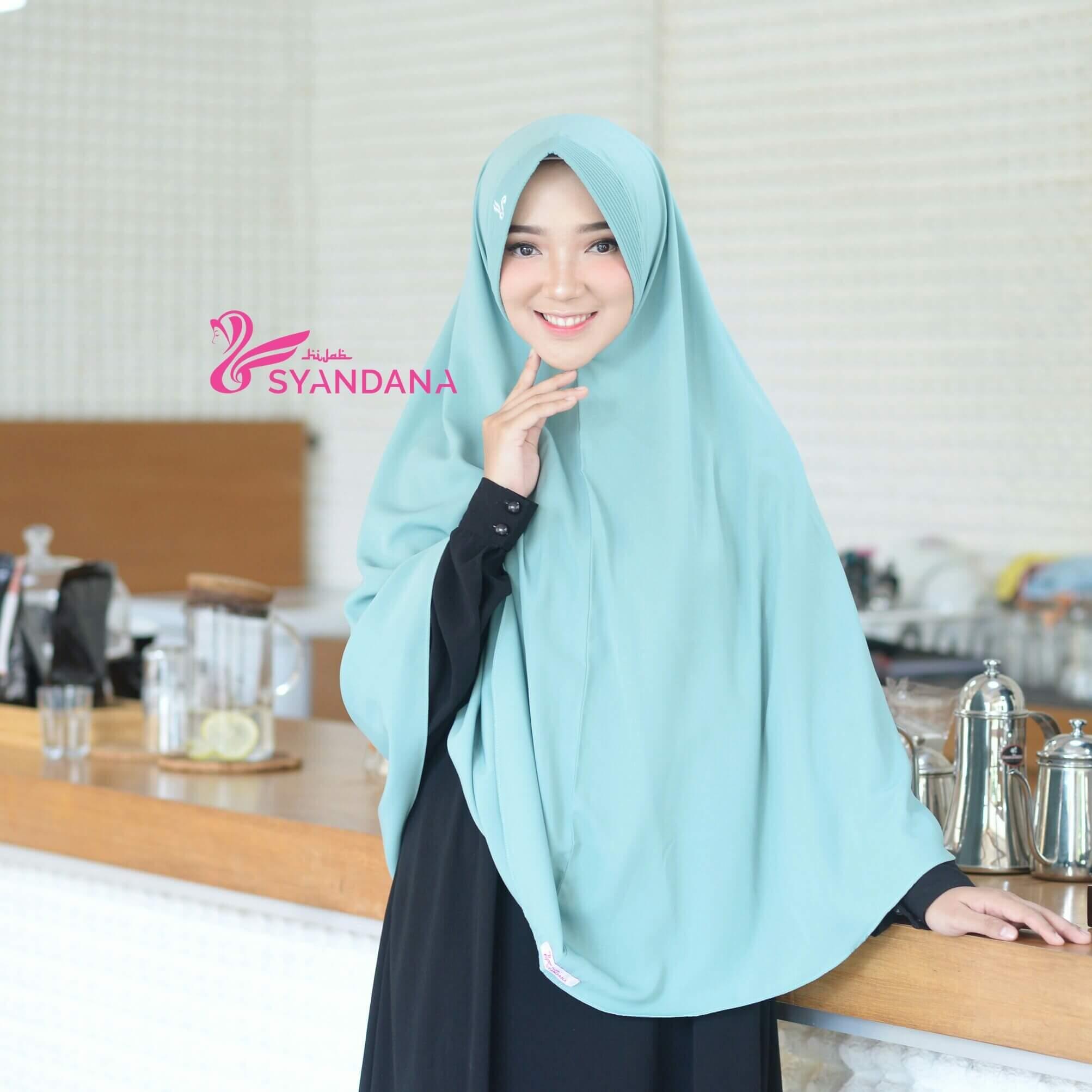 Jual Jilbab Bergo Syar I Hijab Syandana