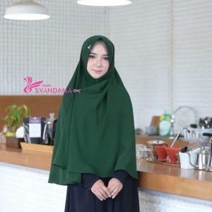 Jilbab langsungan